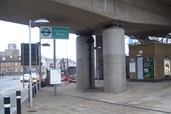 Picture of Deptford Bridge Station