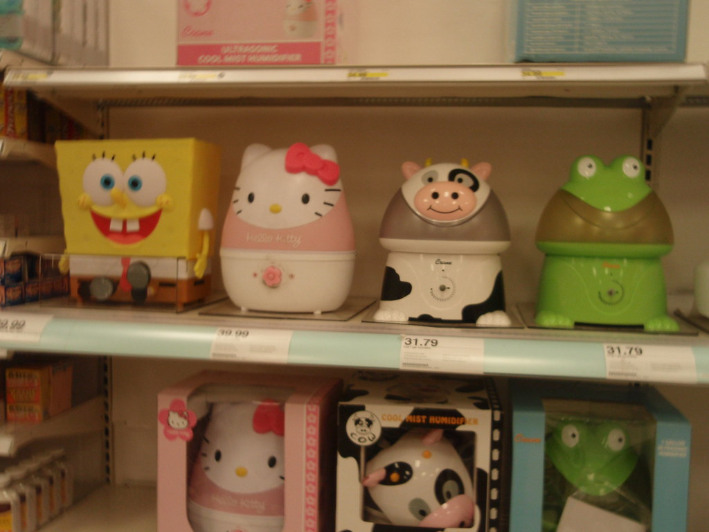 Cartoon humidifiers