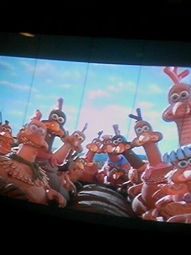 chicken run movie. Chicken Run