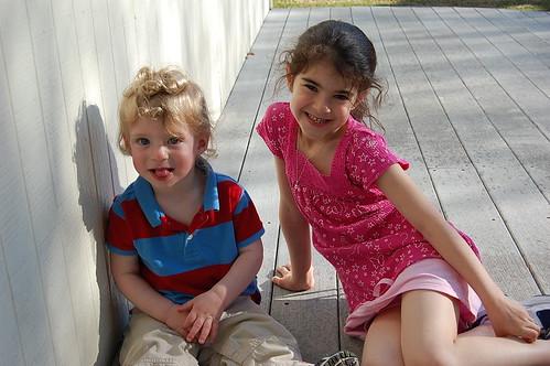 Kiddos March 2008