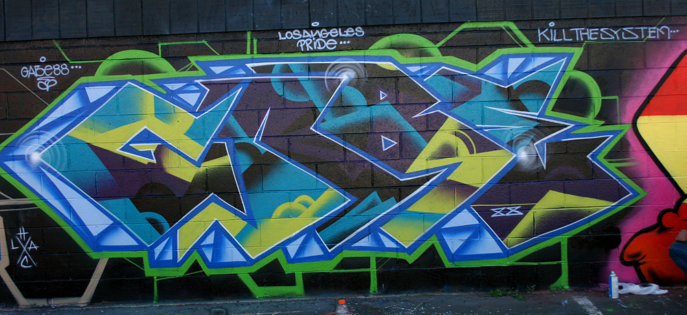 Gabe88 K2S Los Angeles