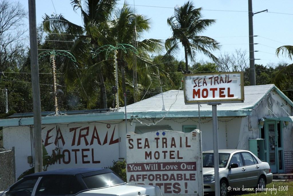 Vintage Sea Trail Motel