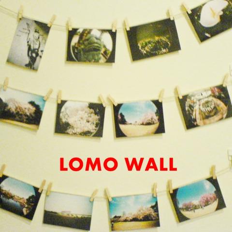 LOMO WALL
