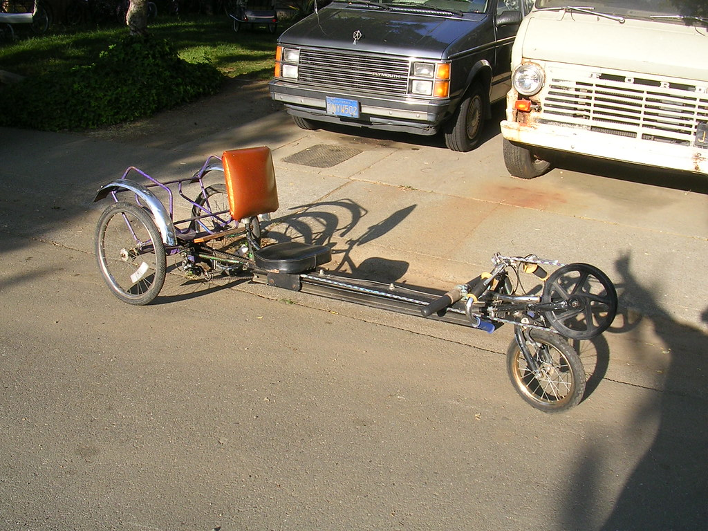 Rowing Bike 1992