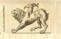 04 Quimera de leon monstruoso