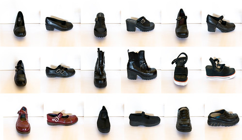 Simplifying Project: Shoe Edition