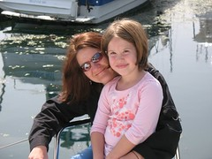 Kristina and Daughter
