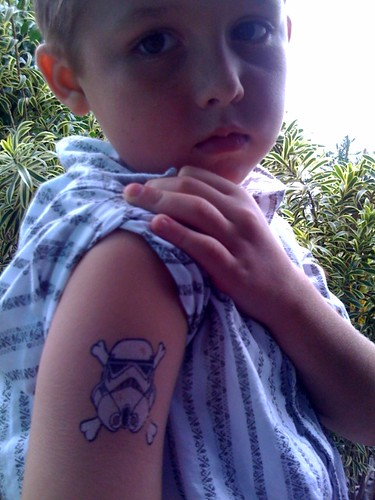 """Lil Stormtrooper • <a style=""""font-size:0.8em;"""" href=""""http://www.flickr.com/photos/28749633@N00/2485697456/"""" target=""""_blank"""">View on Flickr</a>"""