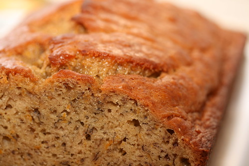Banana Citrus Bread