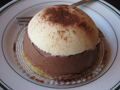 Sweet Thang: Chocomisu (close up)