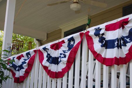 Porch Bunting