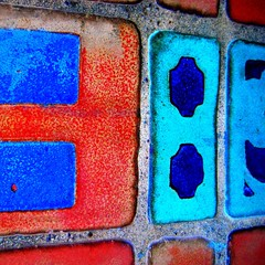 more tile (msdonnalee) Tags: sanfrancisco abstract mosaic  fliese walkways astratto mosaique abstrakt baldosa mosaik abstrait underfoot  colorphotoaward artlegacy  donnacleveland photosbydonnacleveland
