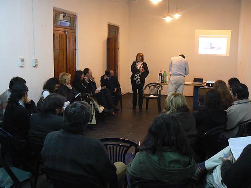 Presentación del Programa en Córdoba