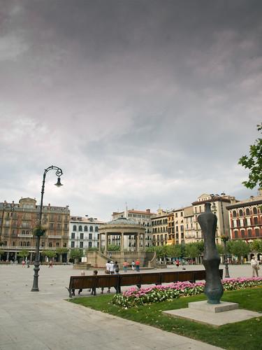 Plaza del Castillo (Pamplona)