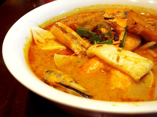 Laksa Lemak Recipe by MiMi Aye on Channel 4 Food