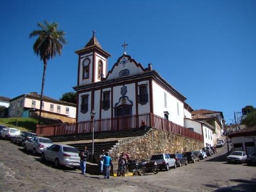 Igreja de Nossa Senhora do Carmo - Diamantina - Brazil