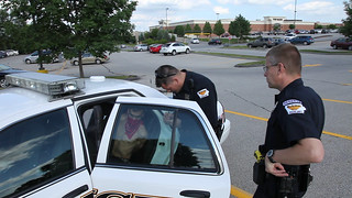 Anti-Torture Vigil - Week 52: Kirk is Put in the Cop Car