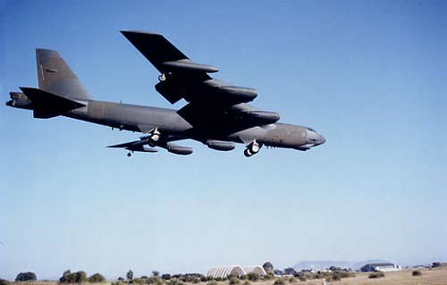 Airplane picture - Boeing B52G USAF Moron
