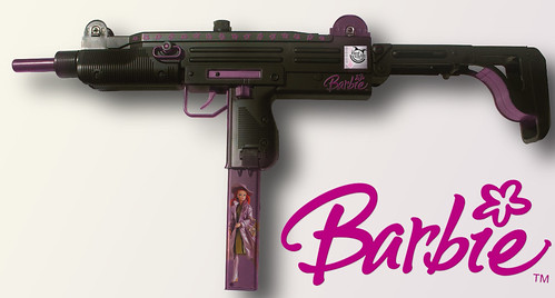 Uzi (Barbie release)