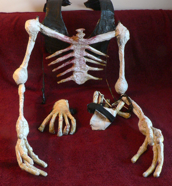 Skeleton Arms