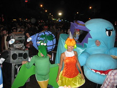Creative costumes abound at the WeHo Carnaval. Photo: igetrad via Flickr