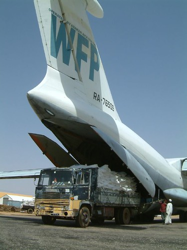 IL76 Loading El Obeid