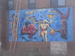 Ober Community Center Mural