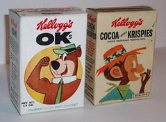 OKs & Cocoa Krispies