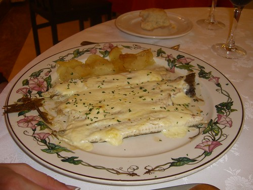 Creamy Fish Dish