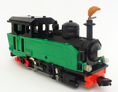 HF110C 0-6-0T+T (gambort) Tags: train jung lego display system henschel foitsop hf110c