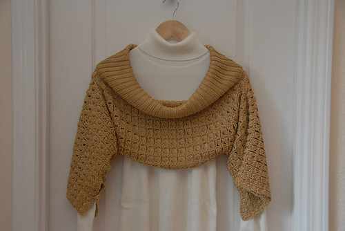 Upside-Down Sweater FO 2