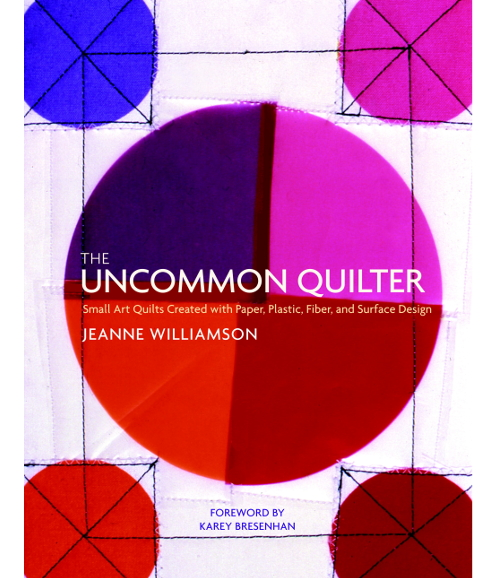 Uncommon Quilter book jacket