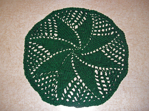Lacy Dishcloth