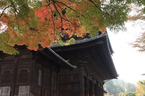 南禪寺-本堂側面