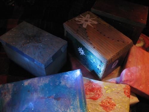 Handmade Boxes 2