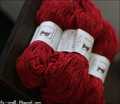 Elsebeth Lavold - Silky Wool - Bristol Red