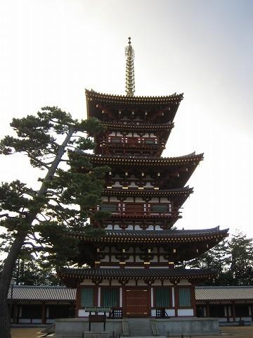 薬師寺-西塔