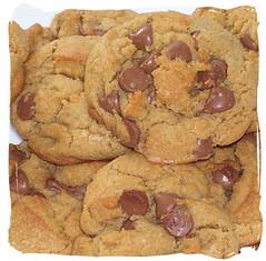 chocolate chip cookies shortening