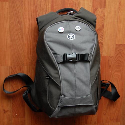 Crumpler Keystone Camera/Laptop bag