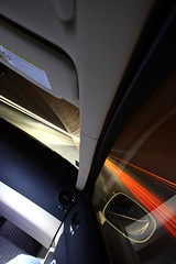 On the Highway (h.andras_xms) Tags: road trip fab car night cat canon lights drive mirror highway action 1ds lexus markiii wewantapplehungary wwwxmshu httpxmshu