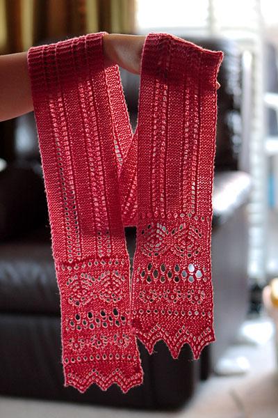 """Qiviuk scarf"""