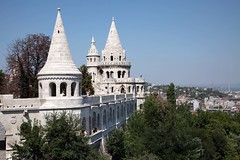 Fisherman's Bastion (Bruno Girin) Tags: fisherman hungary budapest bastion