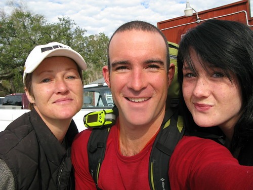With Renee and Jamie in Slidell, Louisiana, USA