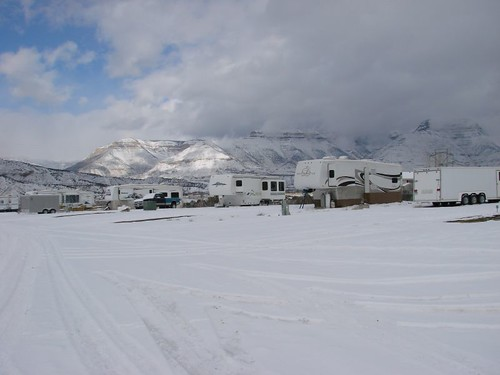 Colorado Winter RV Park