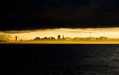 10,000 (Thomas Hawk) Tags: california sunset sky usa black water silhouette yellow skyline clouds america landscape photo cityscape unitedstates fav50 10 unitedstatesofamerica fav20 albany eastbay fav30 f71 albanybulb 135mm iso1250 fav10 fav25 fav100 fav200 eastshorestatepark albanybeach fav40 11600s fav60 albanypoint fav90 fav80 avision fav70 superfave