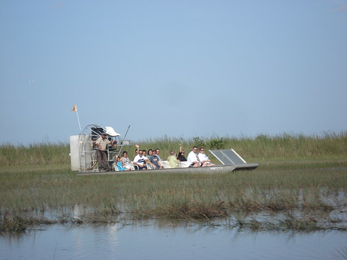 Airboat - Florida Everglades