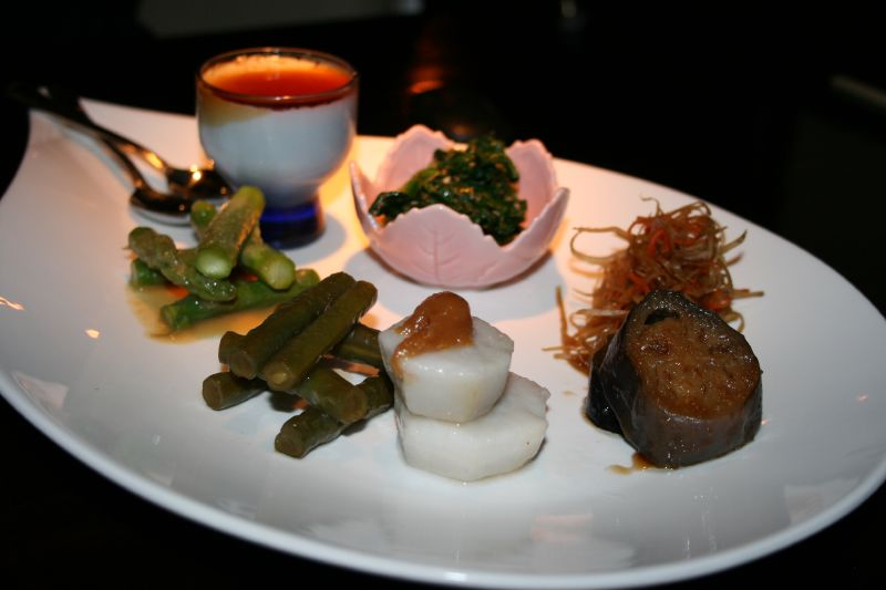 Assorted Appetizer