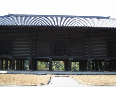 東大寺-正倉院3