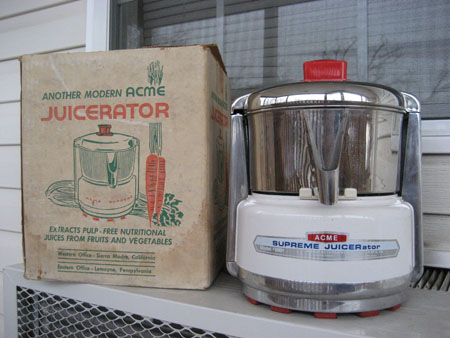 Acme Supreme Juicerator