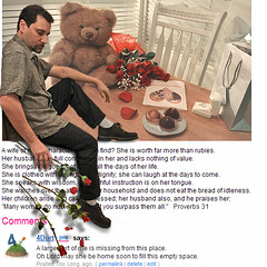 Get well Valentine and fill this void (4Durt) Tags: bear flowers candy heart valentine card soe valentinesday getwell abigfave superbmasterpiece